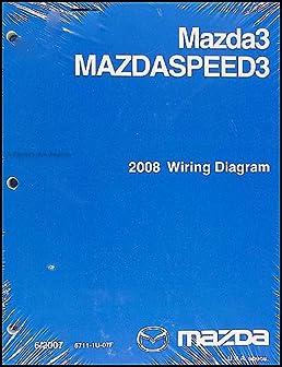 2008 mazda 3 wiring diagram original mazda amazon com books rh amazon com 2008 mazda 3 wiring diagram 2008 mazdaspeed 3 radio wiring diagram