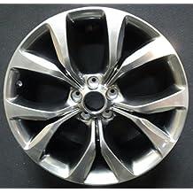 """Chrysler 200 2015 2016 2017 Hyper 19"""" Factory OEM Wheel Rim 2515 2517 98955 U78 NEW"""