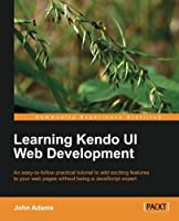 Learning Kendo UI Web Development Front Cover