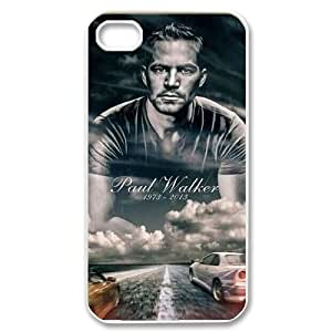 Custom Case for iPhone 4,4S with Personalized Design Fast and Furious