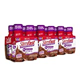SlimFast Advanced Nutrition Creamy Chocolate Shake - Ready to Drink Meal Replacement - 20g of Protein - 11 fl. oz. Bottle - 12 Count