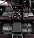 Carhatke Special 5D Car Floor Mats for Kia Seltos (Black)