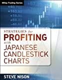 img - for Strategies for Profiting with Japanese Candlestick Charts book / textbook / text book