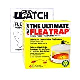 Victor M230A Ultimate Flea Trap and Bonus 3 Pack Refill made by UCatch