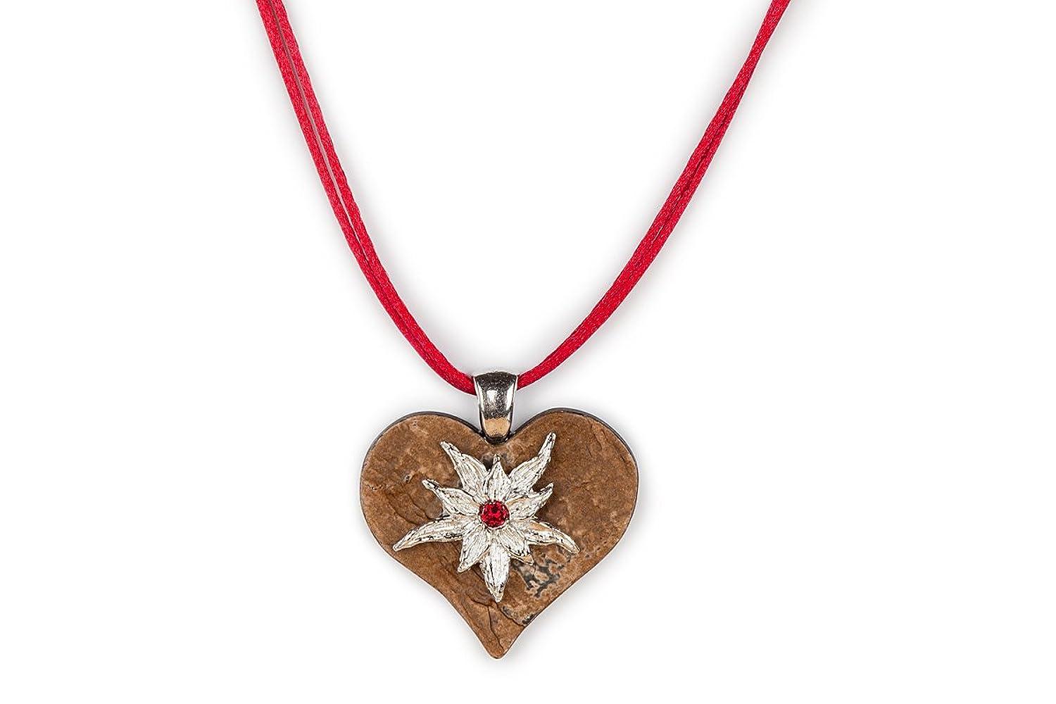 Damen Trachten Halskette - MARA -