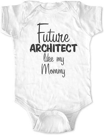 Future Pharmacist Just Like Mummy Cute Boys and Girls Baby Vest Bodysuit