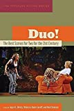 img - for Duo!: The Best Scenes for Two for the 21st Century book / textbook / text book