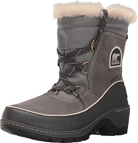 Sorel Tivoli III Boot - Women's Quarry/Cloud Grey, 10.5 - Iii Snow Boot