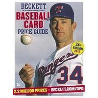 Beckett Baseball Card Price Guide 2012