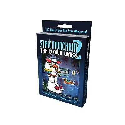Star Munchkin 2-The Clown Wars: Toys & Games