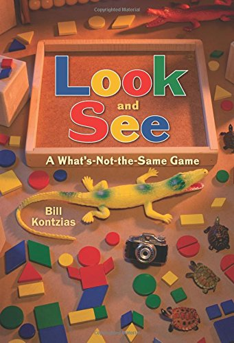 Look and See: A What's-Not-the-Same-Game pdf epub