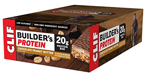 CLIF BUILDERS Protein Chocolate Non GMO product image