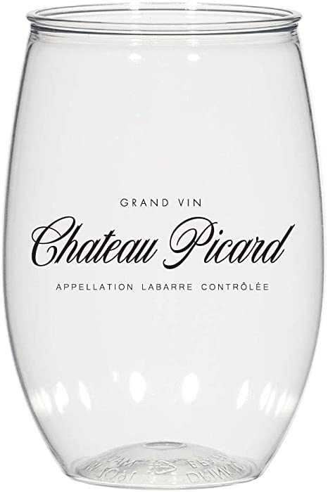 Picard Chateau Wine Glasses