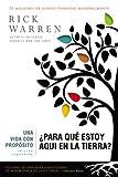 Una Vida con Propósito, Zondervan Publishing Staff and Rick Warren, 0829763775