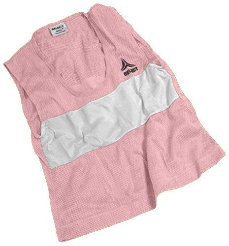 Select Sport America Youth Overvest Training Bib, Pink ()