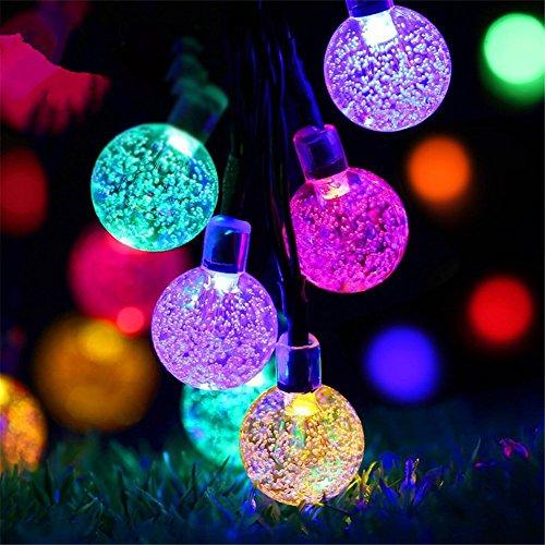 Outdoor Globe String Lights Target in Florida - 5