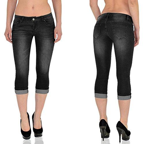 femmes grandes by tailles J244 Jean J242 capri pour tex femme femmes pantalon capri en jean HqwCA8PHx