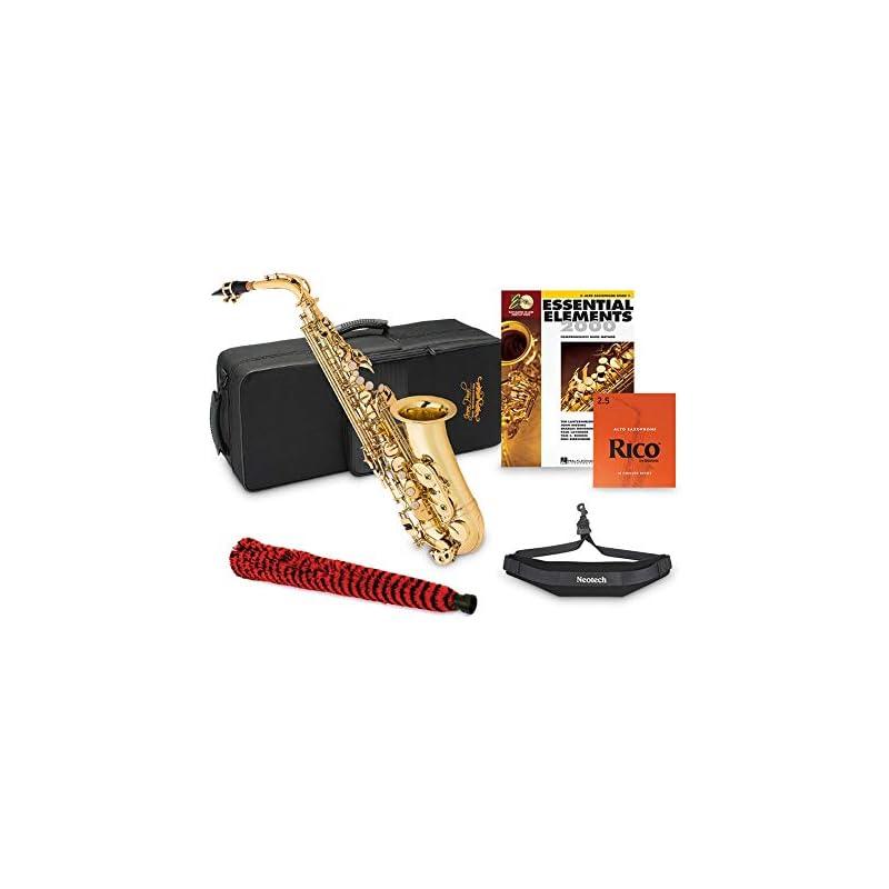 Jean Paul USA AS-400 Student Alto Saxoph
