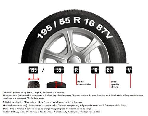 """Goodyear 77932 """"12mm"""" Chaines à neige 12 mm, Taille 230, Convient pour les SUV, véhicules utilitaires, 4×4, Homologation TUV et ÖNORM"""