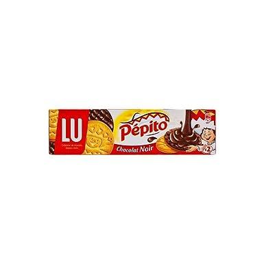 Lu Pepito Galletas De Chocolate Oscuro (200g)
