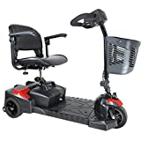 Drive Medical Sfscout3 Spitfire Scout 3 Wheel Travel Power Scooter