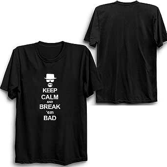 Breaking bad tshirt for unisex for unisex