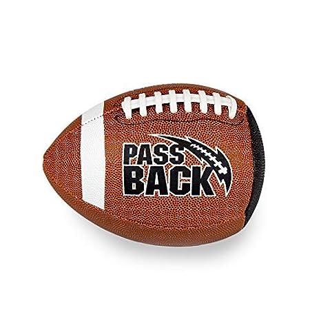 077b3966366 Amazon.com   Passback Official Composite Football