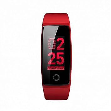 Fitness Tracker dActivité Montre Connectée,Bumper et Anti-Scratch,Fréquence Cardiaque