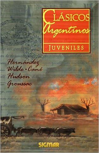 Libros juveniles argentinos