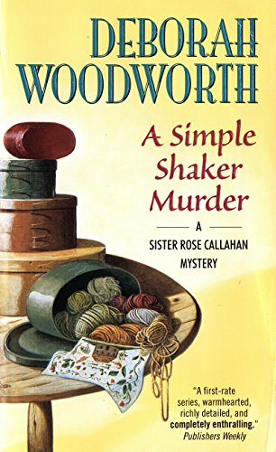 A Simple Shaker Murder (Sister Rose Callahan Mystery)