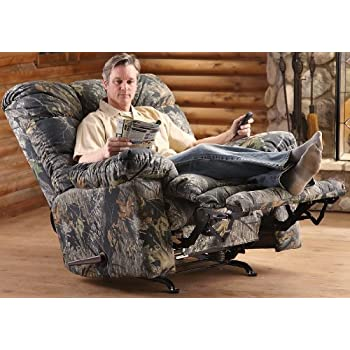 Ordinaire Catnapper Magnum Recliner Chair Mossy Oak [Kitchen]