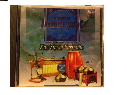 Original Javanese Music: Gamelan Music, Volume 4