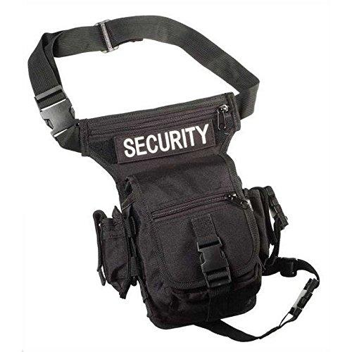 5 opinioni per Marsupio Cosciale Militare e Security mod. 10 Tasche per Beretta- Glock- Nero