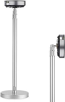 Zice aluminio Proyector Soporte de suelo con 67 – 120 cm, altura ...