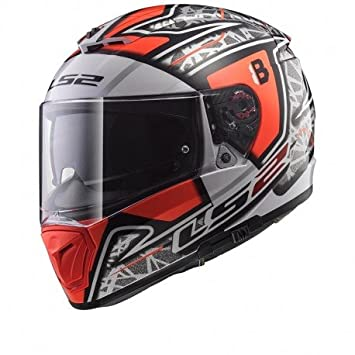 CASCO LS2 FF390 BREAKER BARBERA (M)
