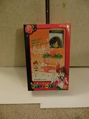 Ban Dai Sailor Moon Sailor Jupiter Mini Doll with Mini-doll House & Accessories