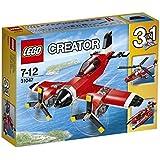 Lego - 31047 - Creator - Jeu de Construction - L'avion à Hélices