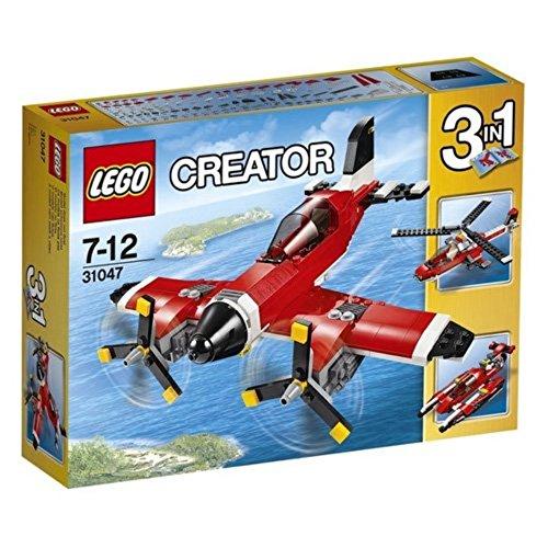 LEGO Creator 31047 - Propeller-Flugzeug, Bausteinspielzeug, Fahrzeugbauset