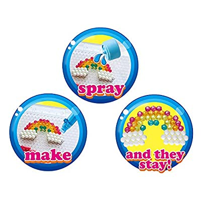 AquaBeads Solid Bead Pack: Toys & Games
