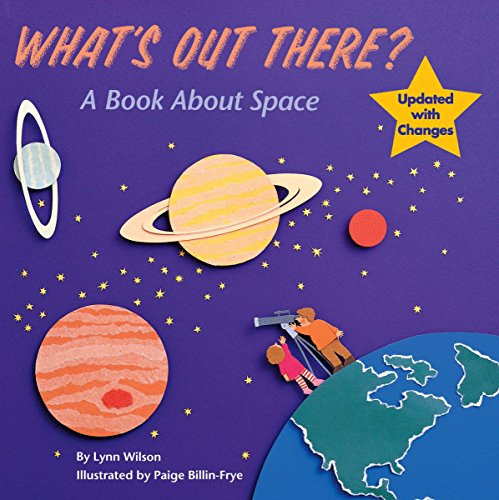 What's Out There?: A Book about Space (All Aboard - Preschool Solar System