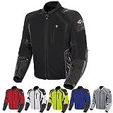 Product review for Joe Rocket Phoenix Ion Mens Black Mesh Jacket - Small