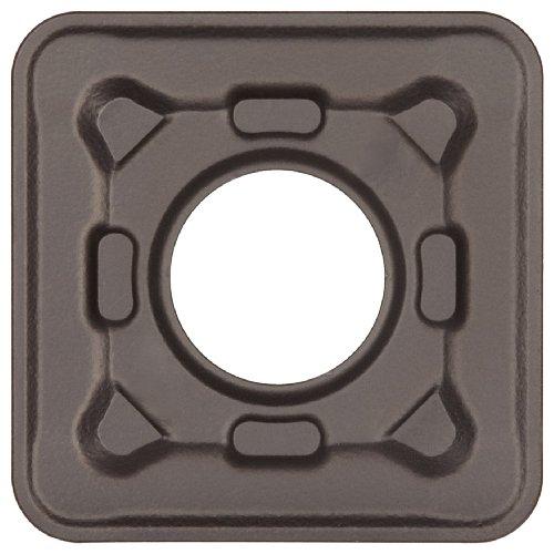 Sandvik Coromant T-Max P Carbide Turning Insert, SNMG, Square, PR Chipbreaker, GC4205 Grade, Multi-Layer Coating, SNMG 542-PR, 5/8