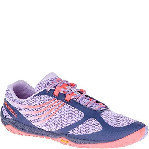 Merrell Women's Pace Glove 3 Trail Running Shoe, Crown Blue, 11 M US