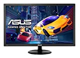 ASUS VP228H Gaming Monitor 21.5-inch FHD 1920x1080 1ms Low Blue Light Flicker-Free (Renewed)