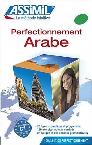 assimil perfectionnement arabe