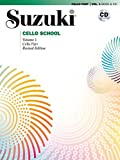 img - for Suzuki Cello School Cello Part & CD, Volume 1 (Revised Edition) book / textbook / text book
