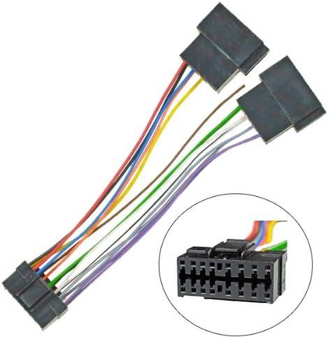 Câble ISO pour autoradio CLARION CZ201E CZ201EG CZ201ER
