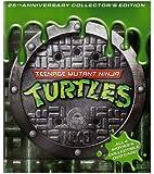 Teenage Mutant Ninja Turtles Film Collection (Teenage Mutant Ninja Turtles / Secret of the Ooze / Turtles in Time / TMNT) [Import]