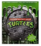 Teenage Mutant Ninja Turtles Movie Collection (25th Anniversary Collector's Edition) (Teenage Mutant Ninja Turtles/Secret of the Ooze/Turtles in Time/TMNT)