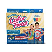 Kit De Tie Dye Color Twist Colores Primarios